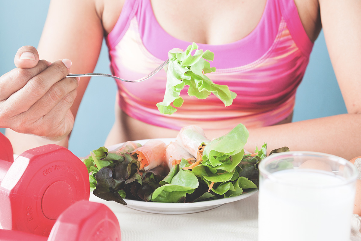 nutrición en deportistas