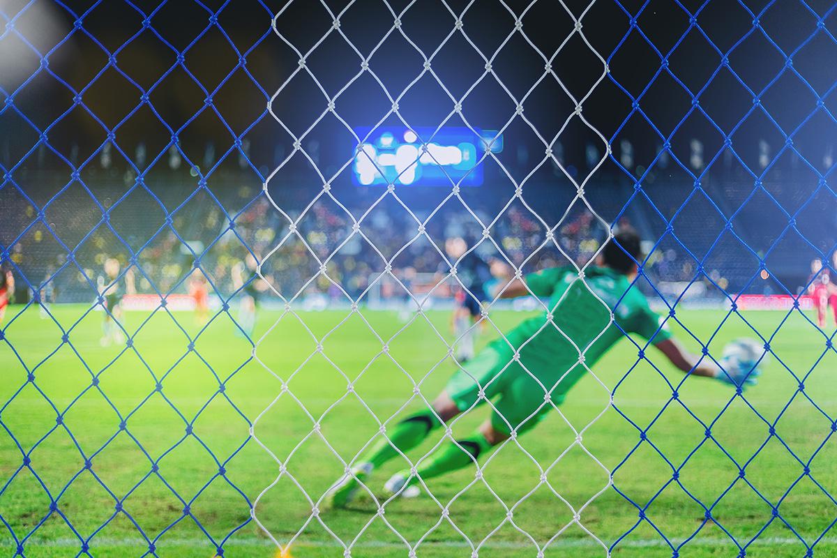 Cómo prevenir las lesiones más comunes de los porteros de fútbol