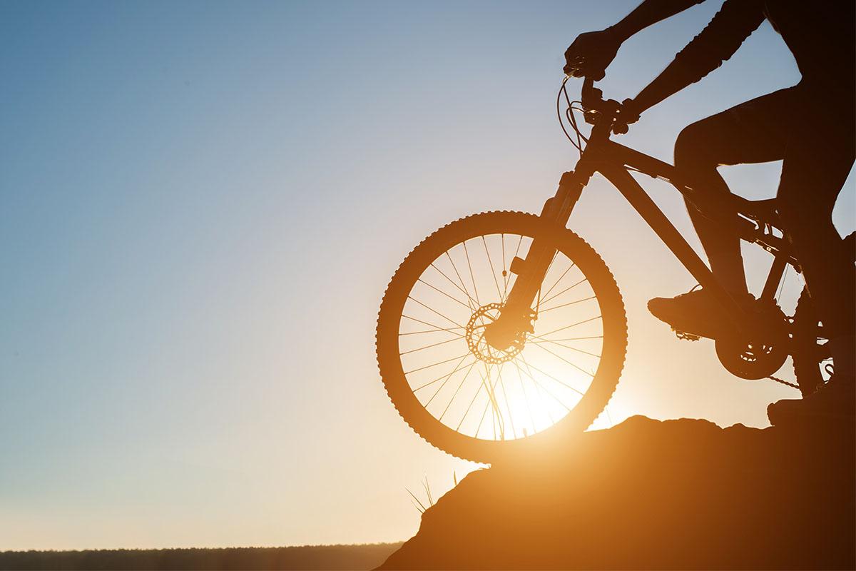 Las lesiones de rodilla más frecuentes en los ciclistas